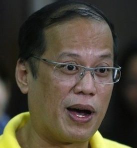 Bobotante tradition: Philippine President BS Aquino during the 2009 campaign