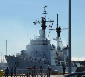 Regional arms race: Philippine Navy BRP Gregorio del Pilar