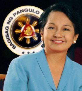 """""""It's the economy, student!"""" - former President Gloria Arroyo"""