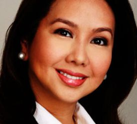 PR liability: Korina Sanchez's influence over Philippine media may prove to be Roxas's undoing.