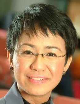 'Take responsibility for what you say and what you do.' - Rappler CEO Maria Ressa