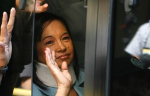 Arroyo remains incarcerated despite the inability of the Aquino government to prove wrongdoing on her part.