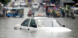 The cause of Metro Manila's floods seem to be a mystery to government officials.