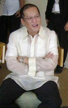 Anwar & Noynoy Aquino
