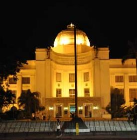 Cebu Capitol: Not brightly-lit for long