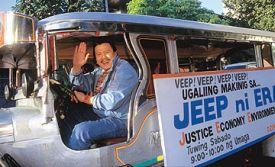 Quintessential Pinoy campaign: Erap para sa mahirap