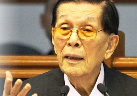 Senator Juan Ponce Enrile: Too old to imprison?