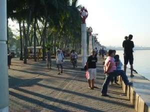 manila bay boardwalk