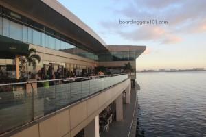 Manila Ocean Park exterior