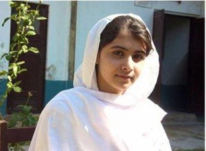 Malala Yousafzai Had The Courage To Fight Oppression.  Do We?