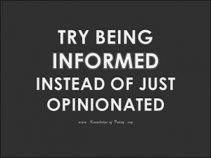 informed-vs-opinionated