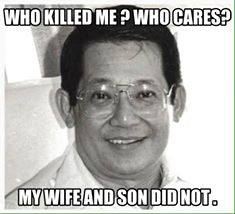 After thirty years it is possible the myth of who killed the Ninoy serves the Aquino family more than the truth ever could.