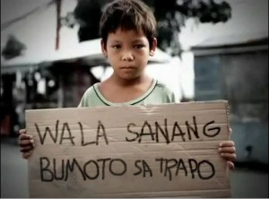 Philippines! Why do you continuously not heed this kid's warning???