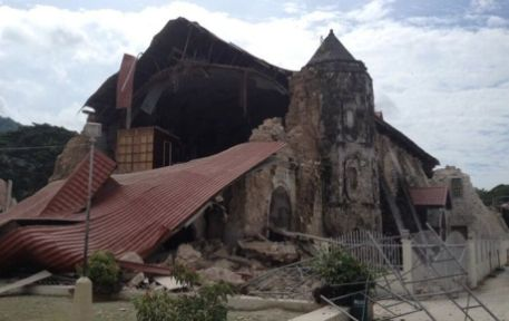 Collapsed 400-year-old churches may be the least of our problems in the long run.