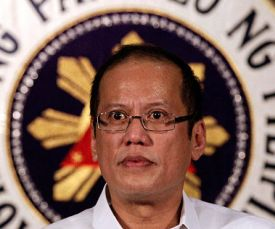 Bluffing his way through an interview: President BS Aquino