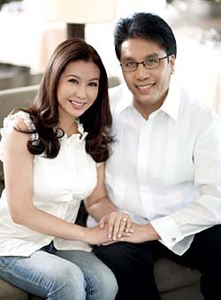 Korina-Sanchez-and-Mar-Roxas