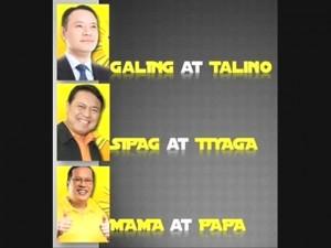 """""""Skills! Noynoy needs no stinkin skills!"""" Filipino Voters"""