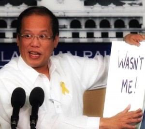 Obtained from one of the many Facebook groups not beholden to  the unaccountable Noynoy.