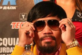 Source of Pinoy Pride:  Manny Pacquiao