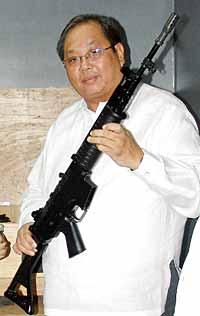 President BS Aquino's 'shooting buddy': Undersecretary Rico Puno