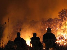 The deadly fury of bushfires in Australia
