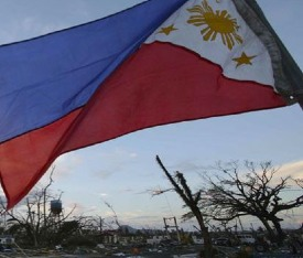2013: National hug for the victims of Yolanda