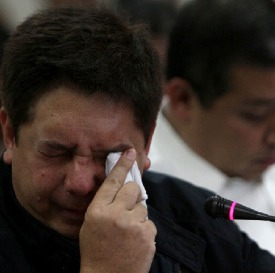 You would cry too if it happened to you: Mayor Alfred Romualdez