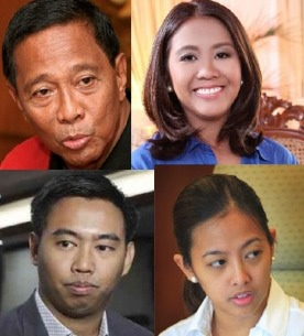 Full entry and exit access all over town: The Binay clan