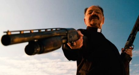 Lo que Dámaso no lleva un arma?