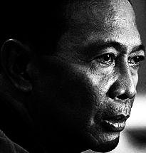 True colours: Vice President Jejomar Binay