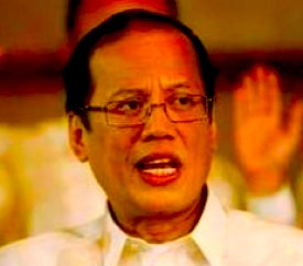 President BS Aquino: Enjoys full power of the purse