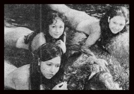 Batangas Governor Vilma Santos playing 'Dyesebel' in the 1973 film
