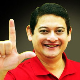 Humor fail in the midst of serious business: Sen. Teofisto 'TG' Guingona Jr.