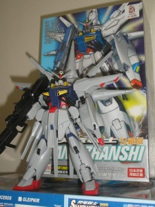 An example of a bootleg kit