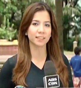 Zombie apocalypse: Bandila news presenter Jasmin Romero