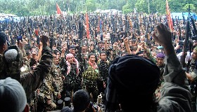 Only one of many: Armed Islamic militant groups continue to roam Mindanao
