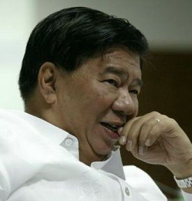 Played prosecutor during former CJ Corona's trial in 2012 now played defense lawyer for Sec. Abad.