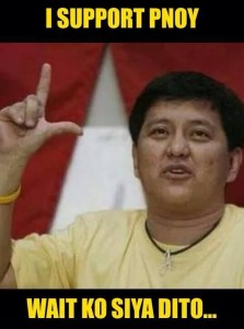 ampatuan supports pnoy