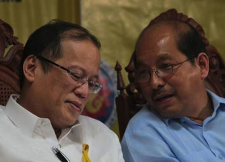 Won't apologize, won't resign over DAP fallout: President BS Aquino and Secretary Butch Abad