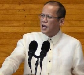 President BS Aquino: Neither an academic nor a rational individual who could comprehend the situation