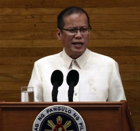President BS Aquino's last SONA will be awkward as some of his key allies have abandoned him.