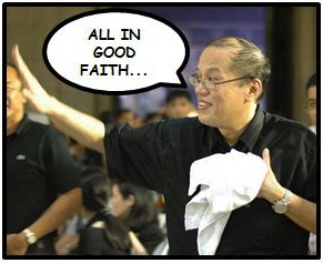 President BS Aquino: Ending his rule could send a strong message to future crooked leaders.