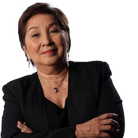 Speaks with conviction even when wrong: Winnie Monsod (Photo courtesy Pep.ph)