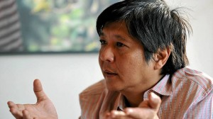 The President Filipinos are unlikely to get: Sen. Bongbong Marcos