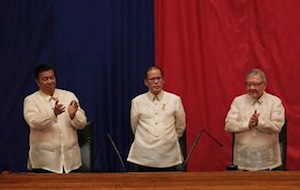 Philippine Congress: Consent given to PNoy to usurp power of the purse