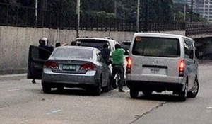 Cops hijacking private vehicles: Filipinos live in fear of their own police force.