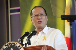 Hanging by a thread: President BS Aquino