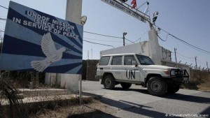 UNDOF Golan Heights 'peace' mission: Still relevant?