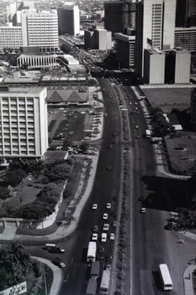 The good ol' days when Manila wasn't likened to 'the gates of hell'.