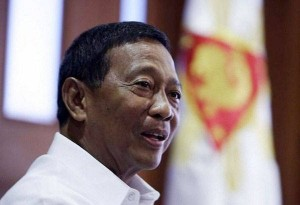 Popularity matters in a Philippine election:Vice President Jojo Binay